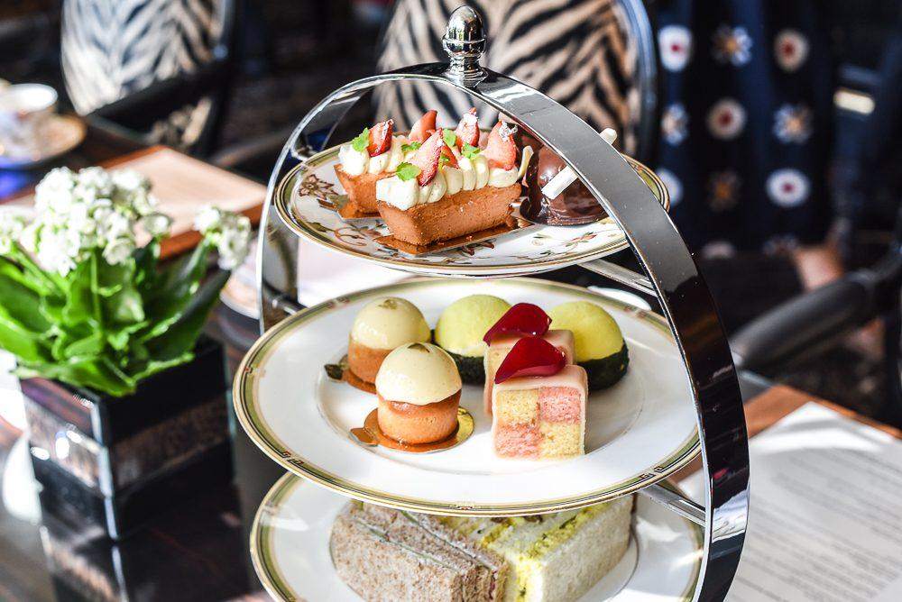 Afternoon Tea at Four Seasons Hotel London at Park Lane