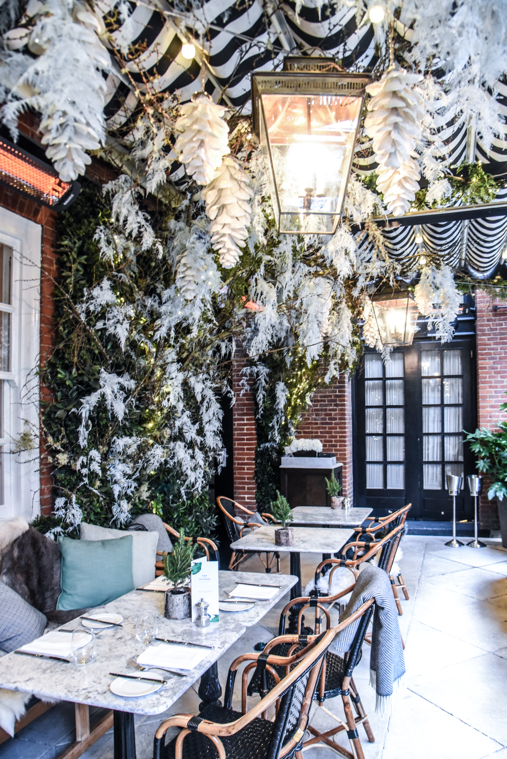 Winter At Dalloway Terrace Silverspoon London